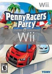 Penny Racers Party Turbo-Q Speedway