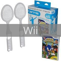 Sega Super Star Tennis Competition Pack