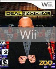 Image of Deal or No Deal original video game for Wii classic game system. Rocket City Arcade, Huntsville Al. We ship used video games Nationwide