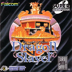 Dragon Slayer: The Legend of Heroes [Super CD]
