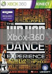 Image of The Hip Hop Dance Experience original video game for Xbox 360 classic game system. Rocket City Arcade, Huntsville Al. We ship used video games Nationwide