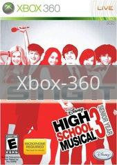 Image of Disney Sing It High School Musical 3 original video game for Xbox 360 classic game system. Rocket City Arcade, Huntsville Al. We ship used video games Nationwide