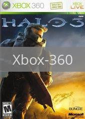 Image of Halo 3 original video game for Xbox 360 classic game system. Rocket City Arcade, Huntsville Al. We ship used video games Nationwide