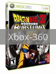 Image of Dragon Ball Z Burst Limit original video game for Xbox 360 classic game system. Rocket City Arcade, Huntsville Al. We ship used video games Nationwide