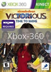 Image of Victorious: Time to Shine original video game for Xbox 360 classic game system. Rocket City Arcade, Huntsville Al. We ship used video games Nationwide
