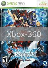 Image of BlazBlue: Calamity Trigger original video game for Xbox 360 classic game system. Rocket City Arcade, Huntsville Al. We ship used video games Nationwide
