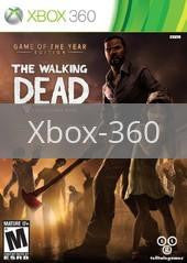 Image of The Walking Dead: Game of the Year original video game for Xbox 360 classic game system. Rocket City Arcade, Huntsville Al. We ship used video games Nationwide