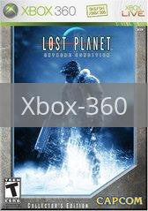 Image of Lost Planet: Extreme Condition Collector's Edition original video game for Xbox 360 classic game system. Rocket City Arcade, Huntsville Al. We ship used video games Nationwide