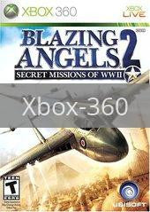 Image of Blazing Angels 2 Secret Missions original video game for Xbox 360 classic game system. Rocket City Arcade, Huntsville Al. We ship used video games Nationwide