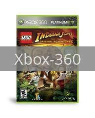 Image of LEGO Indiana Jones The Original Adventures original video game for Xbox 360 classic game system. Rocket City Arcade, Huntsville Al. We ship used video games Nationwide