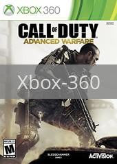 Image of Call of Duty Advanced Warfare original video game for Xbox 360 classic game system. Rocket City Arcade, Huntsville Al. We ship used video games Nationwide