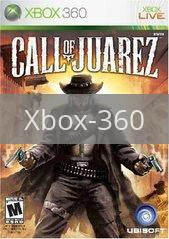 Image of Call of Juarez original video game for Xbox 360 classic game system. Rocket City Arcade, Huntsville Al. We ship used video games Nationwide