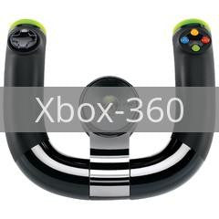 Image of Xbox 360 Wireless Speed Wheel original video game for Xbox 360 classic game system. Rocket City Arcade, Huntsville Al. We ship used video games Nationwide