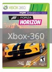 Image of Forza Horizon original video game for Xbox 360 classic game system. Rocket City Arcade, Huntsville Al. We ship used video games Nationwide