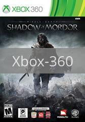 Image of Middle Earth: Shadow of Mordor original video game for Xbox 360 classic game system. Rocket City Arcade, Huntsville Al. We ship used video games Nationwide
