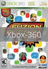 Image of Fuzion Frenzy 2 original video game for Xbox 360 classic game system. Rocket City Arcade, Huntsville Al. We ship used video games Nationwide