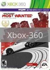 Image of Need for Speed Most Wanted (2012) original video game for Xbox 360 classic game system. Rocket City Arcade, Huntsville Al. We ship used video games Nationwide
