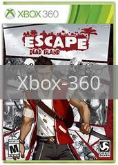 Image of Escape Dead Island original video game for Xbox 360 classic game system. Rocket City Arcade, Huntsville Al. We ship used video games Nationwide