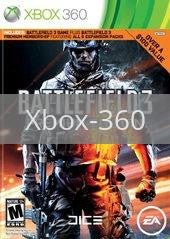 Image of Battlefield 3 Premium Edition original video game for Xbox 360 classic game system. Rocket City Arcade, Huntsville Al. We ship used video games Nationwide