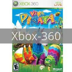 Image of Viva Pinata original video game for Xbox 360 classic game system. Rocket City Arcade, Huntsville Al. We ship used video games Nationwide