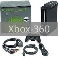 Image of Xbox 360 System Elite 120GB original video game for Xbox 360 classic game system. Rocket City Arcade, Huntsville Al. We ship used video games Nationwide