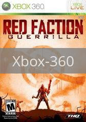 Image of Red Faction: Guerrilla original video game for Xbox 360 classic game system. Rocket City Arcade, Huntsville Al. We ship used video games Nationwide