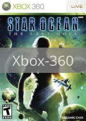 Image of Star Ocean: The Last Hope original video game for Xbox 360 classic game system. Rocket City Arcade, Huntsville Al. We ship used video games Nationwide
