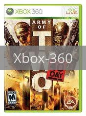 Image of Army of Two: The 40th Day original video game for Xbox 360 classic game system. Rocket City Arcade, Huntsville Al. We ship used video games Nationwide