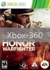 Image of Medal of Honor Warfighter Limited Edition original video game for Xbox 360 classic game system. Rocket City Arcade, Huntsville Al. We ship used video games Nationwide
