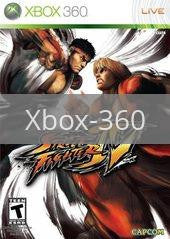 Image of Street Fighter IV original video game for Xbox 360 classic game system. Rocket City Arcade, Huntsville Al. We ship used video games Nationwide