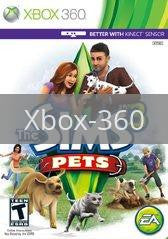 Image of The Sims 3: Pets original video game for Xbox 360 classic game system. Rocket City Arcade, Huntsville Al. We ship used video games Nationwide