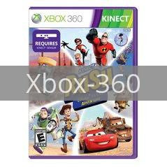 Image of Kinect Rush: Disney Pixar original video game for Xbox 360 classic game system. Rocket City Arcade, Huntsville Al. We ship used video games Nationwide