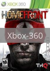 Image of Homefront original video game for Xbox 360 classic game system. Rocket City Arcade, Huntsville Al. We ship used video games Nationwide