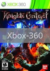 Image of Knights Contract original video game for Xbox 360 classic game system. Rocket City Arcade, Huntsville Al. We ship used video games Nationwide