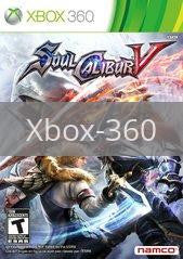 Image of Soul Calibur V original video game for Xbox 360 classic game system. Rocket City Arcade, Huntsville Al. We ship used video games Nationwide