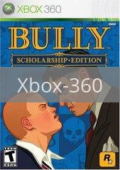 Image of Bully Scholarship Edition original video game for Xbox 360 classic game system. Rocket City Arcade, Huntsville Al. We ship used video games Nationwide