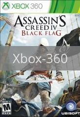 Image of Assassin's Creed IV: Black Flag original video game for Xbox 360 classic game system. Rocket City Arcade, Huntsville Al. We ship used video games Nationwide