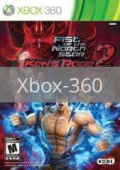 Image of Fist Of The North Star: Ken's Rage 2 original video game for Xbox 360 classic game system. Rocket City Arcade, Huntsville Al. We ship used video games Nationwide