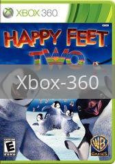 Image of Happy Feet Two original video game for Xbox 360 classic game system. Rocket City Arcade, Huntsville Al. We ship used video games Nationwide