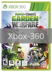 Image of Plants vs. Zombies: Garden Warfare original video game for Xbox 360 classic game system. Rocket City Arcade, Huntsville Al. We ship used video games Nationwide