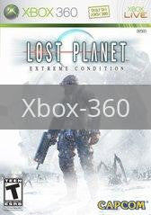 Image of Lost Planet Extreme Conditions original video game for Xbox 360 classic game system. Rocket City Arcade, Huntsville Al. We ship used video games Nationwide