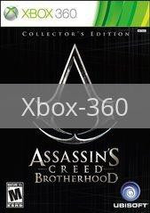 Assassin's Creed: Brotherhood Collector's Edition