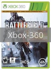 Image of Battlefield 4 original video game for Xbox 360 classic game system. Rocket City Arcade, Huntsville Al. We ship used video games Nationwide