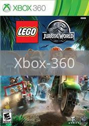 Image of LEGO Jurassic World original video game for Xbox 360 classic game system. Rocket City Arcade, Huntsville Al. We ship used video games Nationwide