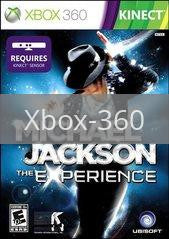 Image of Michael Jackson: The Experience original video game for Xbox 360 classic game system. Rocket City Arcade, Huntsville Al. We ship used video games Nationwide