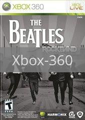 Image of The Beatles: Rock Band original video game for Xbox 360 classic game system. Rocket City Arcade, Huntsville Al. We ship used video games Nationwide