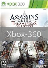 Image of Assassin's Creed: The Americas Collection original video game for Xbox 360 classic game system. Rocket City Arcade, Huntsville Al. We ship used video games Nationwide