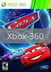 Image of Cars 2 original video game for Xbox 360 classic game system. Rocket City Arcade, Huntsville Al. We ship used video games Nationwide