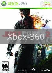 Image of Just Cause 2 original video game for Xbox 360 classic game system. Rocket City Arcade, Huntsville Al. We ship used video games Nationwide