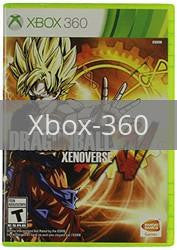 Image of Dragon Ball Xenoverse original video game for Xbox 360 classic game system. Rocket City Arcade, Huntsville Al. We ship used video games Nationwide